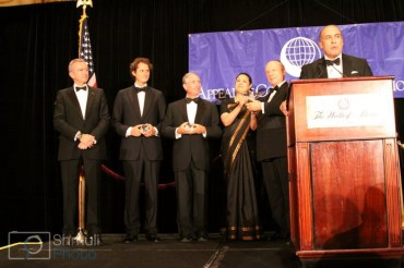 The Honorees of the Evening